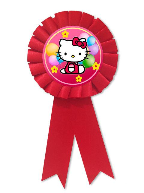 Медаль детская Китти подарочная