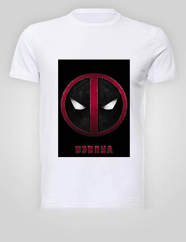 Футболка мужская GeekLand DeadpoolпостерDP.01.012