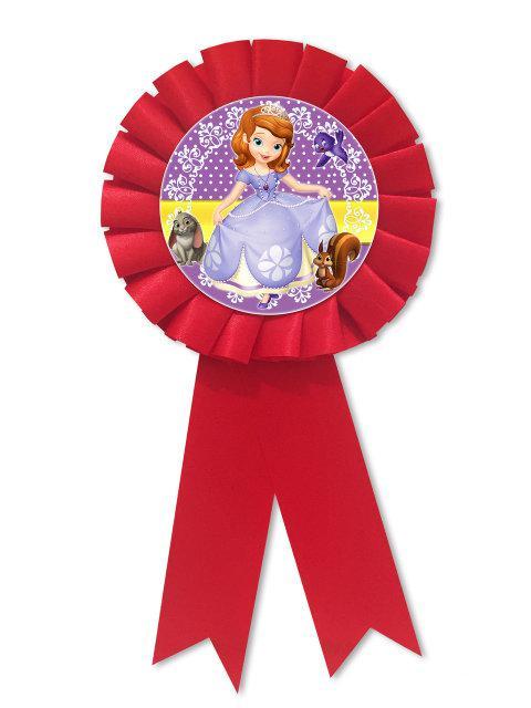 Медаль детская Принцесса София подарочная