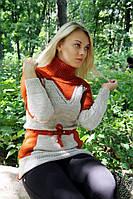 Женское Вязаное платье Манго, фото 1