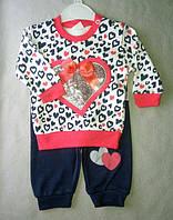 Детские костюмы для девочек оптом. Производство Турция