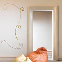 Дизайн стен G74L- Curl Maxi, 25.4 x 24.4 x 1.1 cm