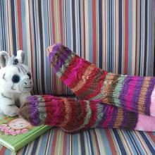 Носочки из пряжи Himalaya Socks