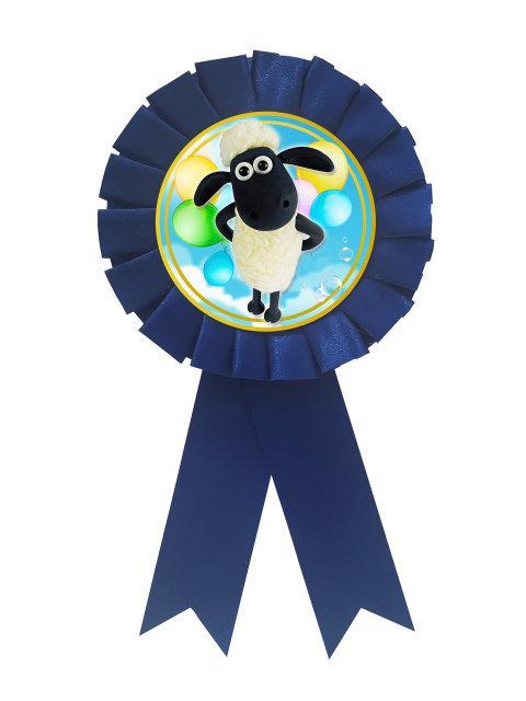 Медаль детская Барашек Шон подарочная