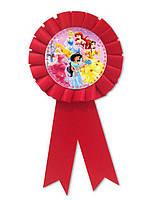 Медаль детская Принцессы Дисней подарочная