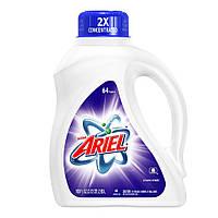 Гель для стирки белой ткани Ariel Ultra 2.95 l ( 64 стирки )