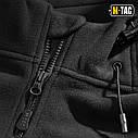 Флісова куртка WINDBLOCK DIVISION GEN.2 BLACK, фото 4
