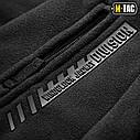 Флісова куртка WINDBLOCK DIVISION GEN.2 BLACK, фото 5