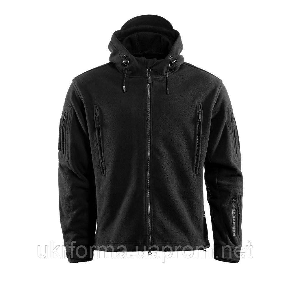 Флісова куртка WINDBLOCK DIVISION GEN.2 BLACK