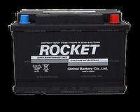 Автомобильный аккумулятор Rocket 55 Ah (R+;L+)
