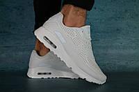 Мужские кроссовки Nike AIR MAX белые 10619
