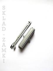 Доводчик дверной KALE KD002/50-330 (40-65 кг) серый