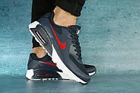 Мужские кроссовки Nike Синий\Красный 10274