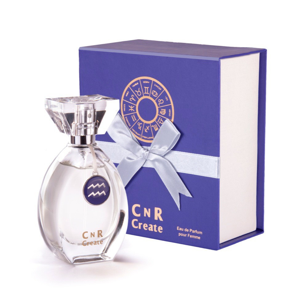 Туалетная вода CnR Create Aquarius Pour Homme ( водолей ) 100 ml. тестер