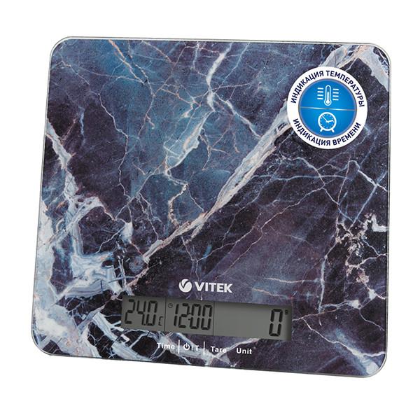 Весы кухонные Vitek VT-8022, электронные весы для кухни, електронні ку