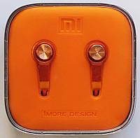 Наушники Xiaomi Piston 3 Orange copy