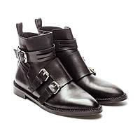 Женские демисезонные полуботинки-туфли Maria Caruso