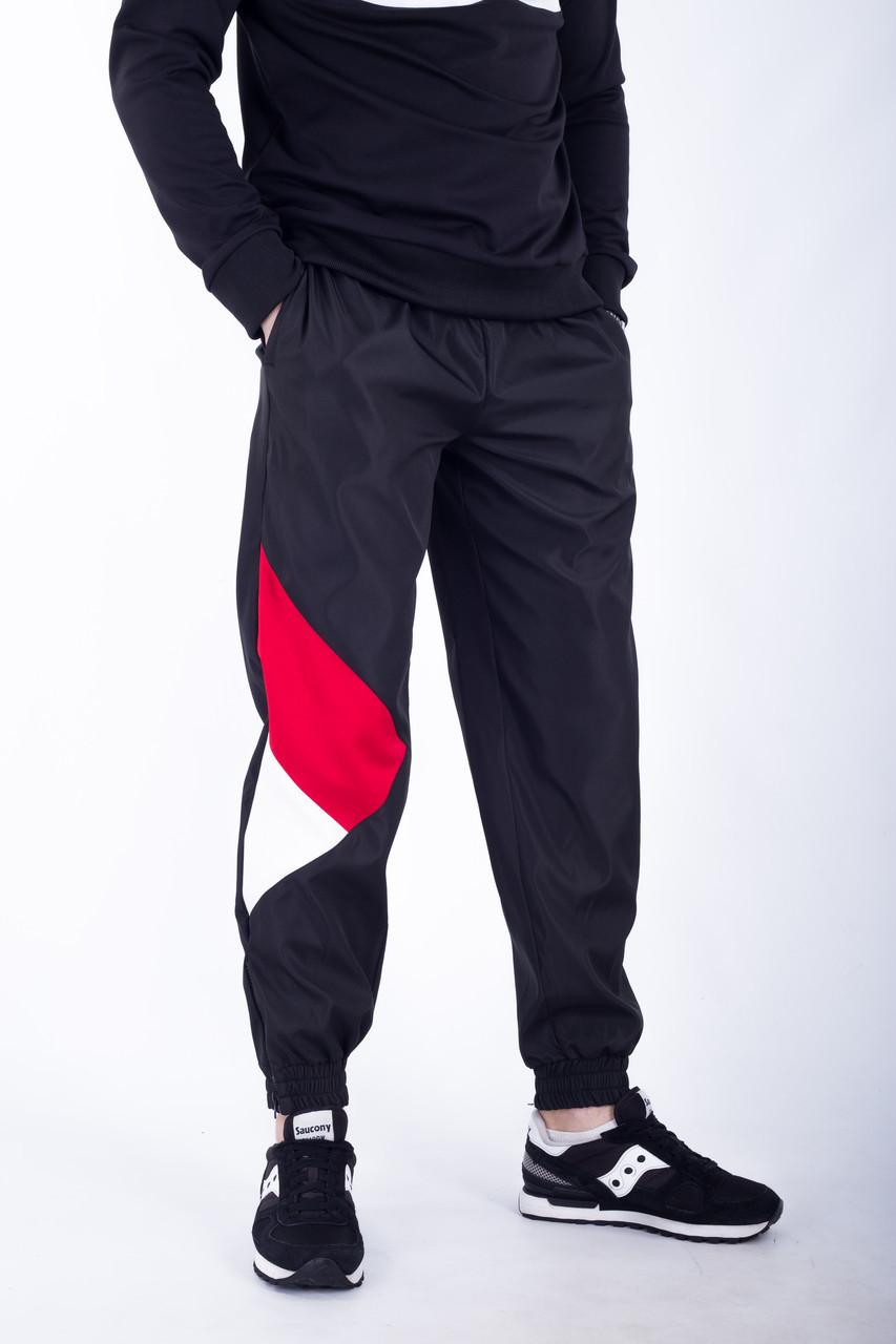 c2983189d783 Мужские спортивные штаны черные бренд ТУР модель Joker - Интернет-магазин