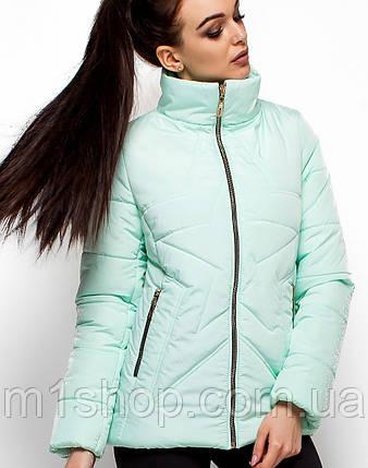 Короткая женская зимняя куртка (Мерлин kr), фото 2
