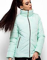 Короткая женская зимняя куртка (Мерлин kr)