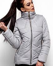 Короткая женская зимняя куртка (Мерлин kr), фото 3