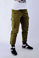 Штаны мужские цвет горка модель Jogger бренд ТУР