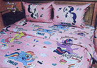 Детское постельное белье(145х215)