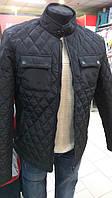 Куртка мужская черная стеганая Венгрия