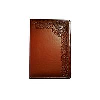 Папка-счёт А6 кожзам Библиос В230