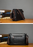 Жіноча сумка чорна, фото 2