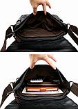 Жіноча сумка чорна, фото 3