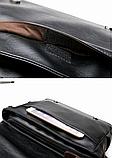 Жіноча сумка чорна, фото 4