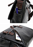 Жіноча сумка чорна, фото 6
