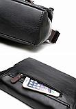 Жіноча сумка чорна, фото 7