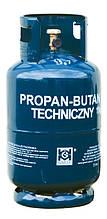 Балон газовий GZWM BD-11 27 л 11 кг Польща