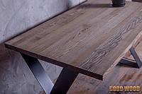 Столешницы деревянные. Массив ясеня или дуба.