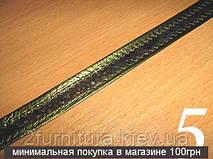 Тесьма  кожзам (15мм) 10м 011 (Модель 5)