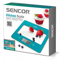 Весы кух. Sencor (SKS 5027TQ)