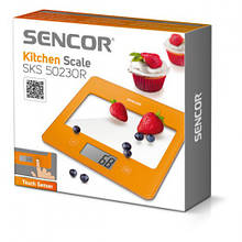 Весы кух. Sencor (SKS 5023OR)