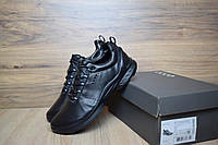 Мужские ботинки ECCO Biom Fjuel черные (1287)