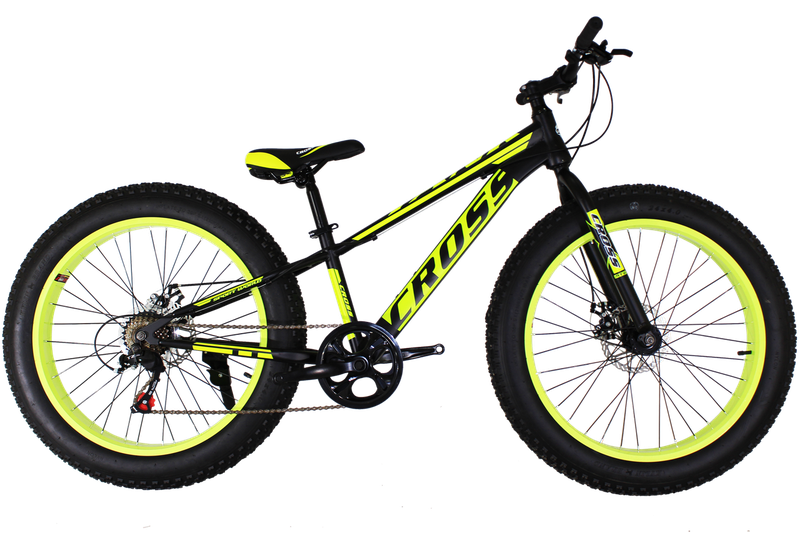 "Фэтбайк Cross Tank 24"" FatBike"