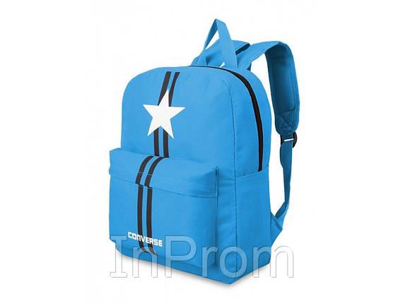 Рюкзаки Converse Blue, фото 2