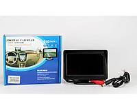 Дисплей LCD 4.3'' для двух камер 043 (50) PP