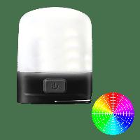 Фонарь кемпинговый Nitecore LR10 (High CRI LED, 250 люмен, 6 режимов, USB), черный