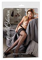 Чулки - 2520532 Hold-Up Stockings - black, 8