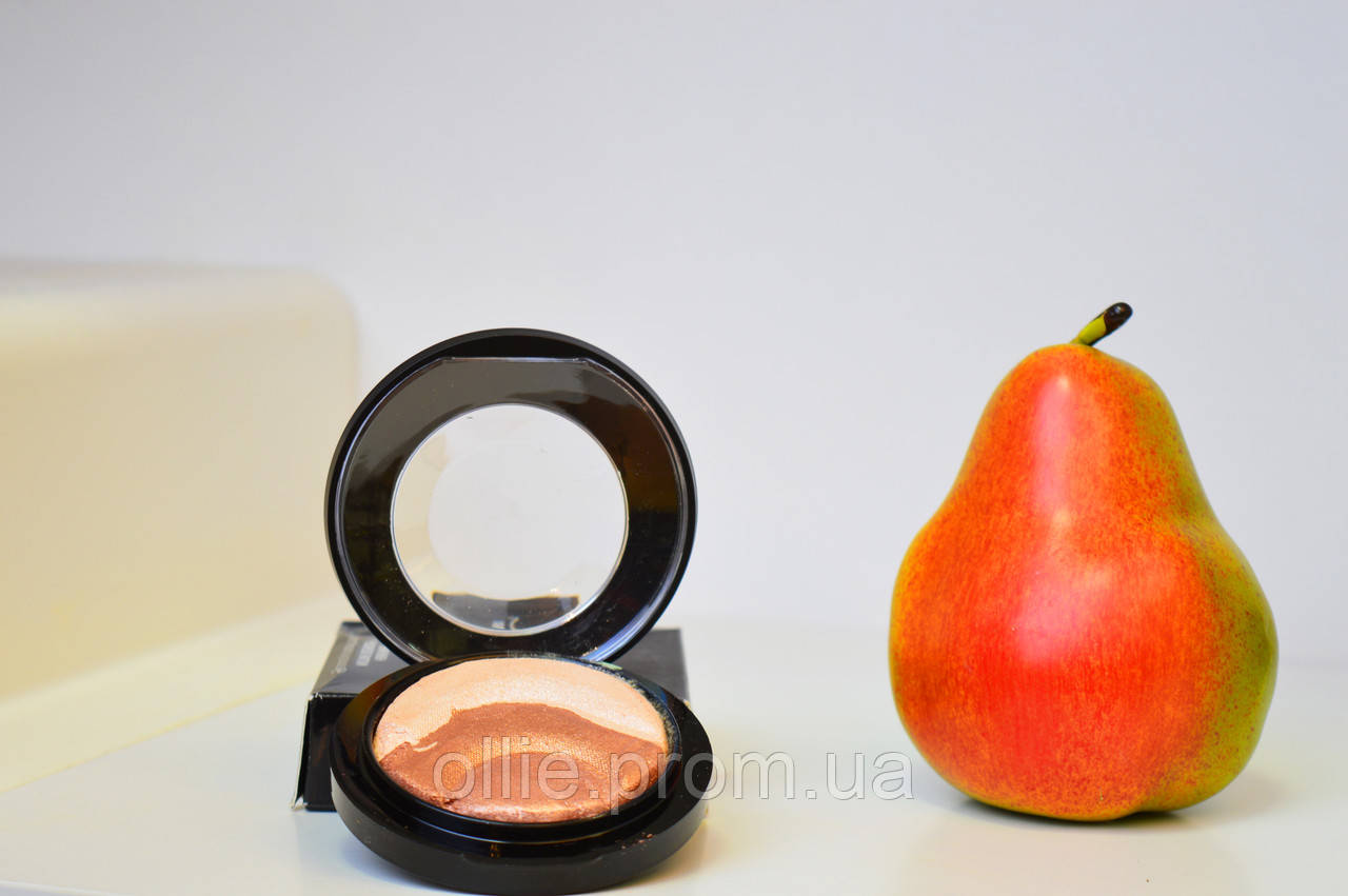 Мерцающая пудра MAC Mineralize Skinfinish Poudre De Finition