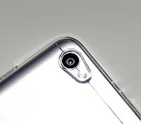 Накладка силиконовая OuCase Xiaomi Redmi Note 5a прозрачная