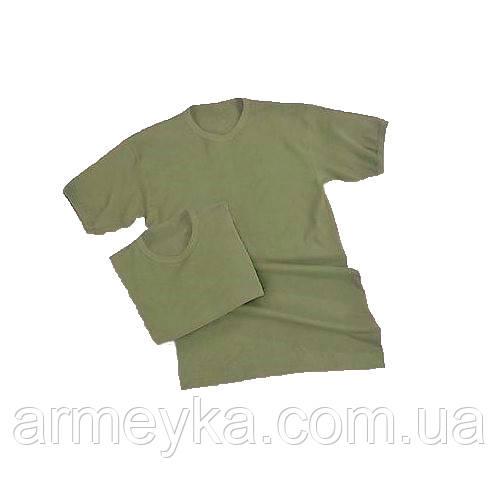 Армейские футболки в расцветке олива, cotton. Великобритания, оригинал.