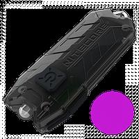 Фонарь ультрафиолетовый Nitecore TUBE UV (500mW UV-LED , 365nm, 1 режим, USB), черный