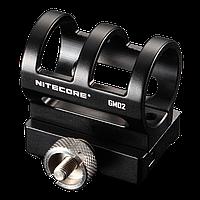 Крепление для фонаря (ЛЦУ) на оружие Nitecore GM02 (21mm)